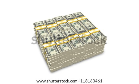 how to write one million one hundred thousand dollars