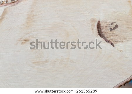 stack of wood for background - stock photo