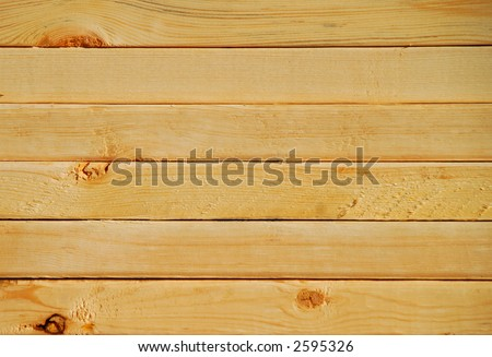 Stacked 2x4 Wood - stock photo