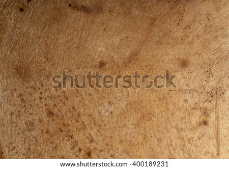 Stained and corroded metal texture - stock photo