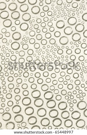 stained glass clear droplet texture background - stock photo