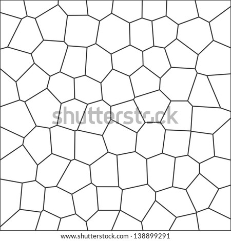 stained glass texture. Design and art concept. Abstract background - stock photo