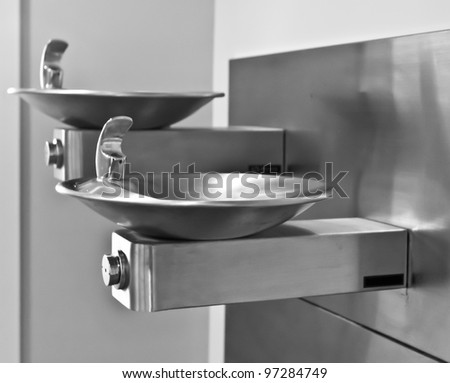 stainless steel drinking fountains