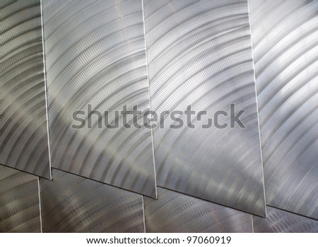 Stainless Steel - For pattern and texture background