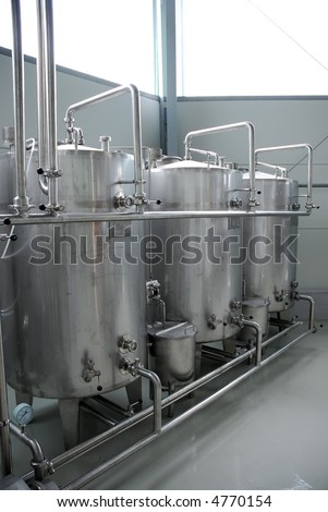 stainless steel pressure tanks in water factory