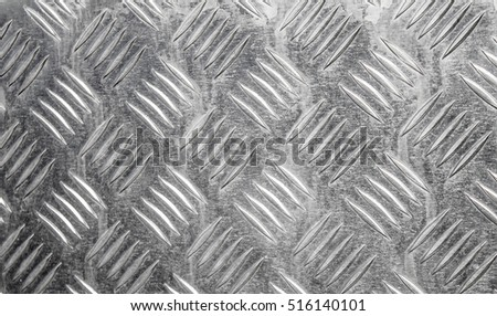 stainless steel sheets as background