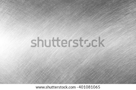 Stainless steel texture black silver textured pattern background. - stock photo