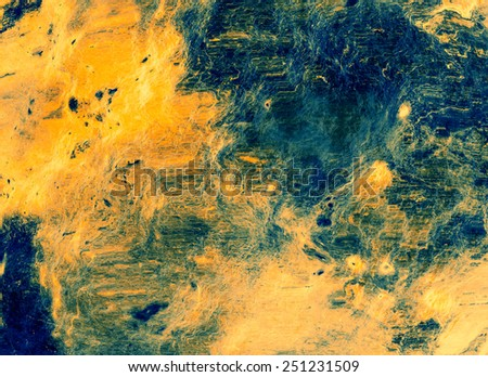 Stains and spots, grunge background - stock photo