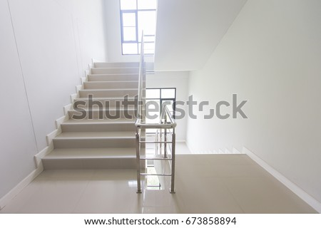 Marvelous Staircase   Emergency Exit In Hotel, Close Up Staircase, Interior Staircases,  Interior Great Ideas