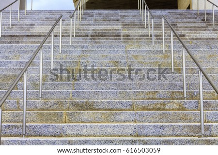 Staircase texture
