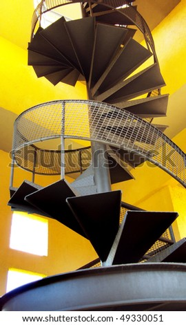stairs - stock photo