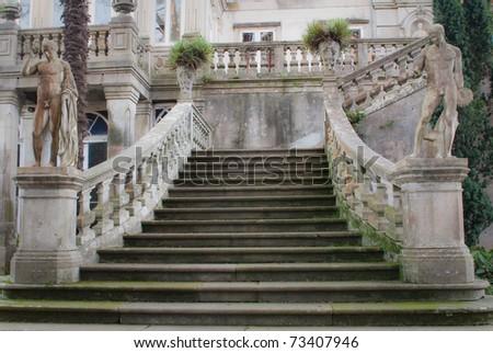 stairs stairs vista alegre