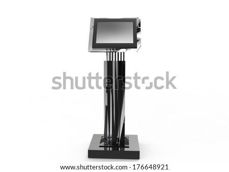 stand - stock photo