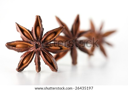 Star Anise, Spice - stock photo