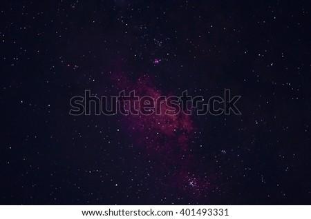Star background.  - stock photo