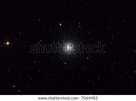 Star cluster M3 - stock photo