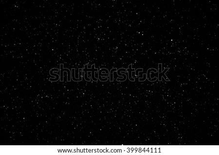 Star night background.  - stock photo