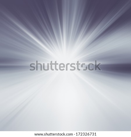 Starburst abstract  background - stock photo