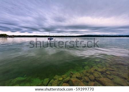Starnberger See - stock photo