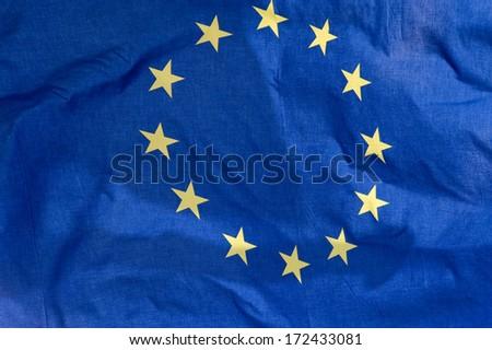 Stars of Europe - stock photo
