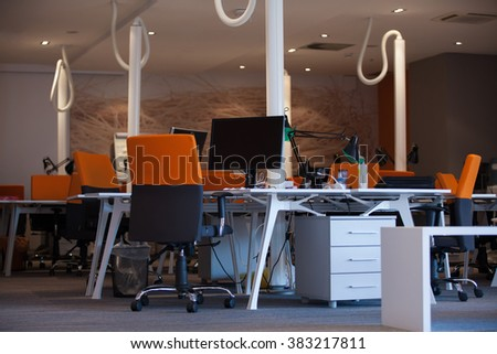 Start up Working Office