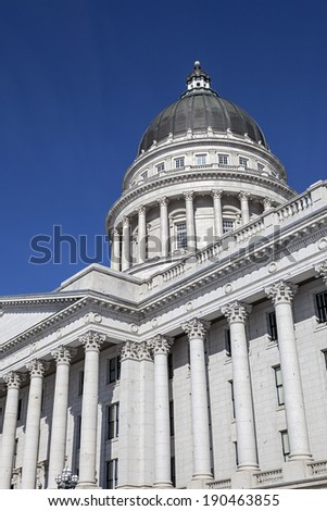 State Capitol of Utah, Salt Lake City