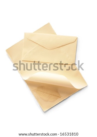 Stationery, writing paper, Envelope,