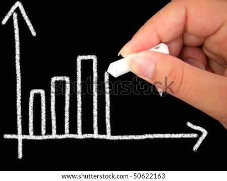 stats - stock photo