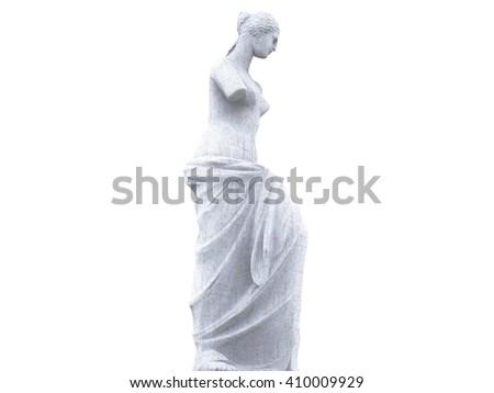 Statue of Venus - stock photo