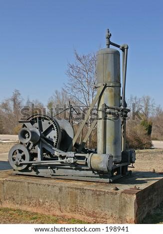 Steam Generator - stock photo