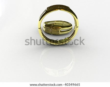 steam gold wedding rings (part 6)