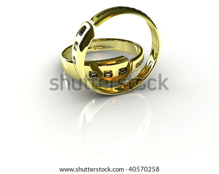 steam gold wedding rings (part 7)