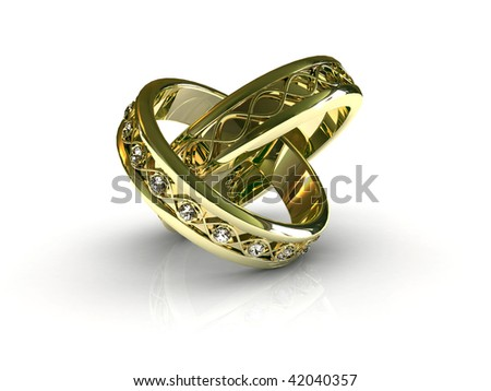 steam gold wedding rings (part 11)