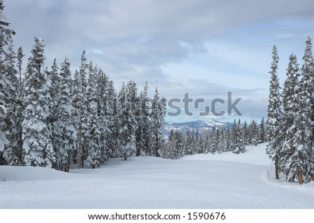Steamboat Springs, colorado, Usa - stock photo