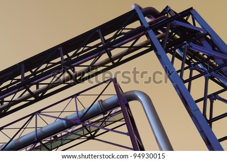 Steel construction