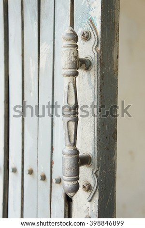 Steel Door Handles