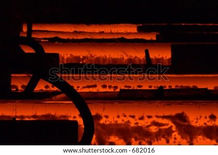 Steel factory#5 - stock photo