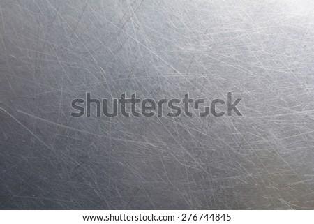 Steel Metal background  texture  - stock photo
