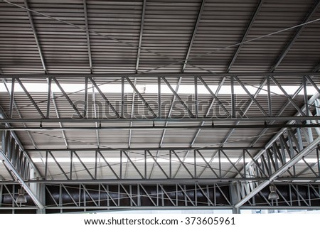 steel pipe truss for long bay structure roof