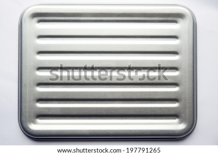 steel plate texture - stock photo