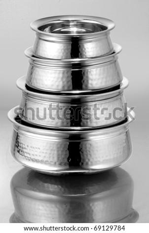 steel product - stock photo