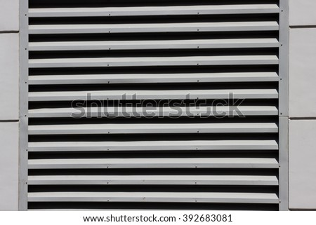 steel rails background