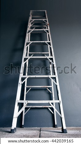 Steel Step Stool Ladder