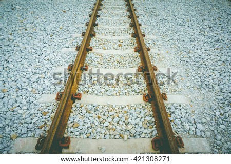 Concrete Sleepers Stock Photos Royalty Free Images