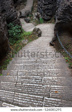 Steep Stairs Stock Images, Royalty-Free Images & Vectors ...