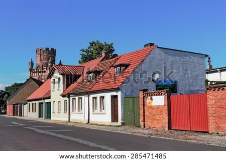 Stendal - stock photo