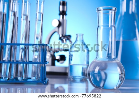Sterile conditions, Laboratory