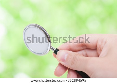 Stethoscope, medical