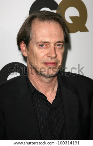 "Steve Buscemi at the GQ 2010 ""Men Of The Year"" Party, Chateau Marmont, West Hollywood, CA. 11-17-10"