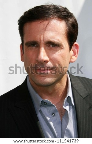 "Steve Carell at the world premiere of ""Evan Almighty"". Gibson Amphitheatre, Universal City, CA. 06-10-07"